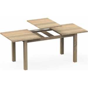 mesa extensible 195 abierta