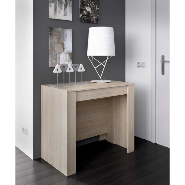 mesa extensible madera 5 posiciones 3