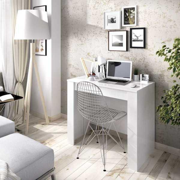 mesa multifuncional blanco brillo 2