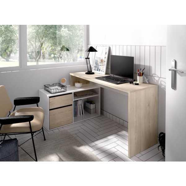 mesa oficina blanco natural 13
