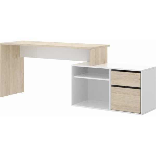 mesa oficina blanco natural 15