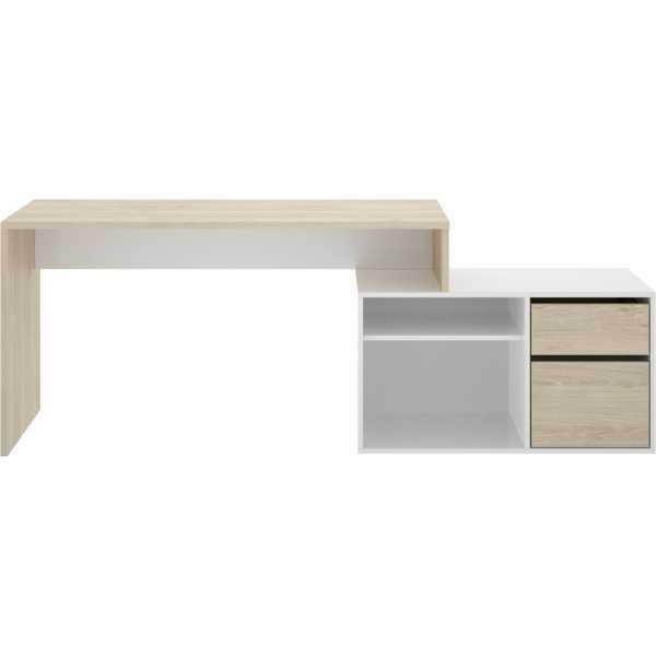 mesa oficina blanco natural 16