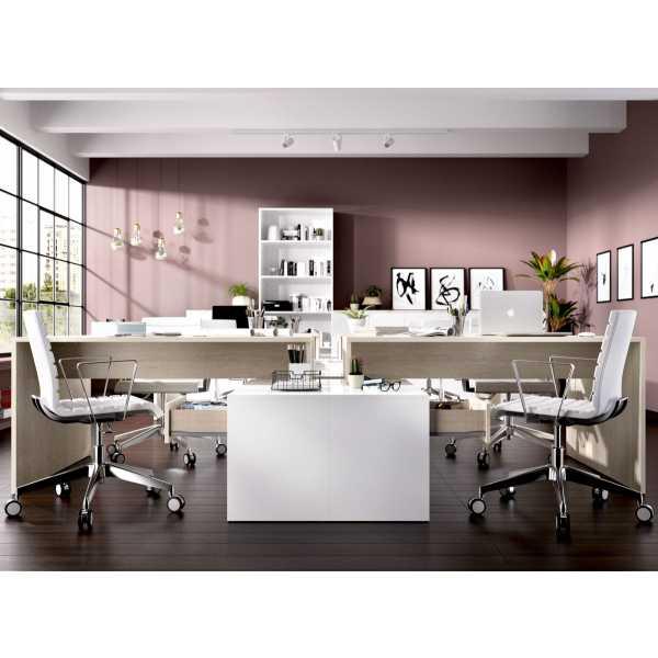 mesa oficina blanco natural 17