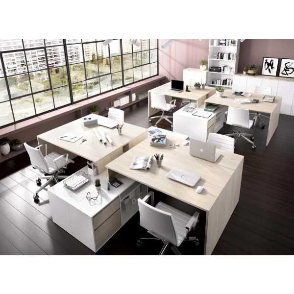 mesa oficina blanco natural 18
