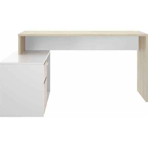 mesa oficina blanco natural 7