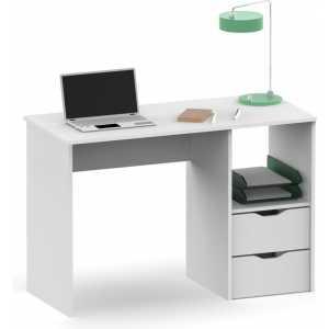 mesa ordenador con cajones