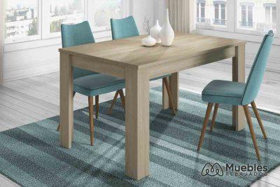 Mesa de comedor en madera 004586f