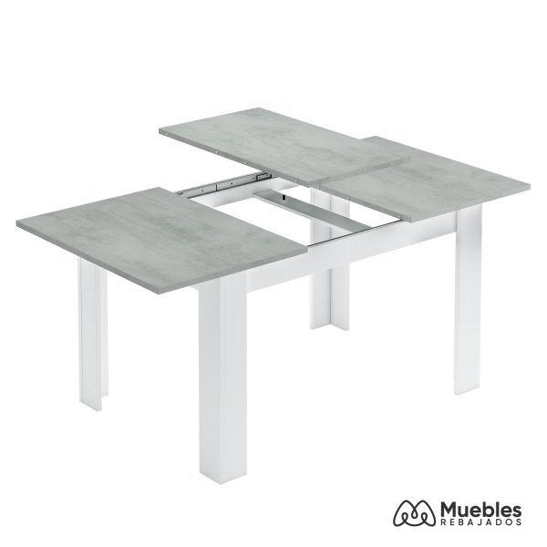 mesas de comedor modernas blancas 0l4586a