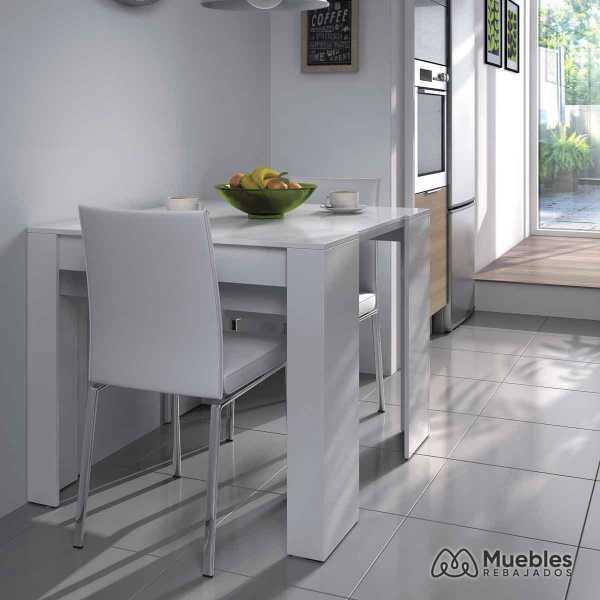 mesas de comedor modernas extensibles cocina 004580bo