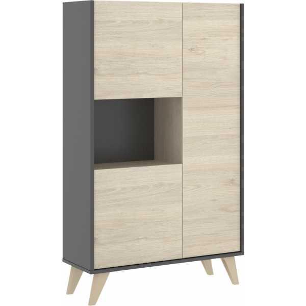 mueble alto grafito 1