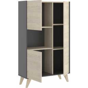 mueble alto grafito 2