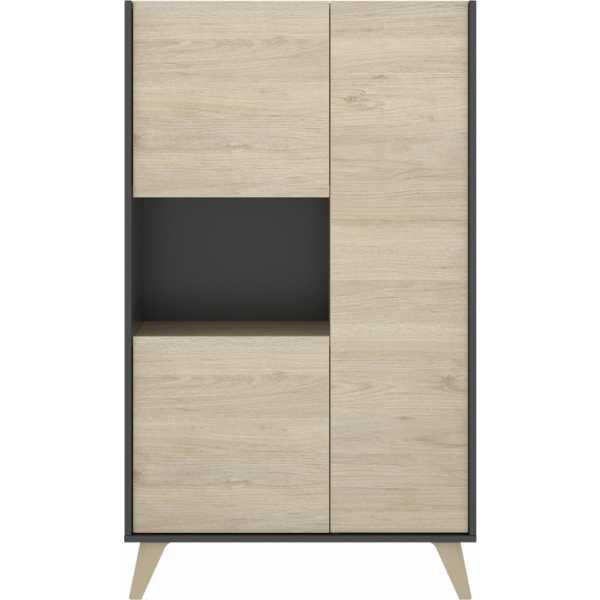 mueble alto grafito