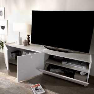 mueble bajo tv cemento 1