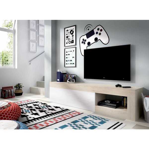 mueble bajo tv lebo 2