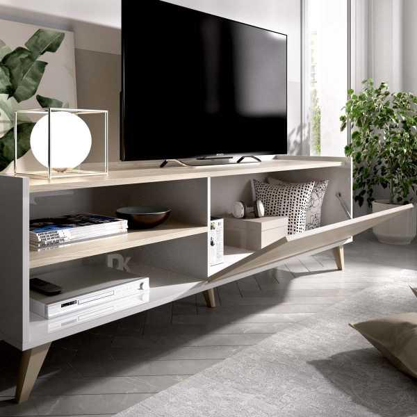 mueble bajo tv ness 4