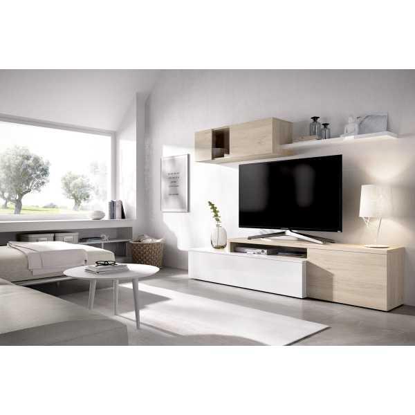 mueble comedor tv compacto 3
