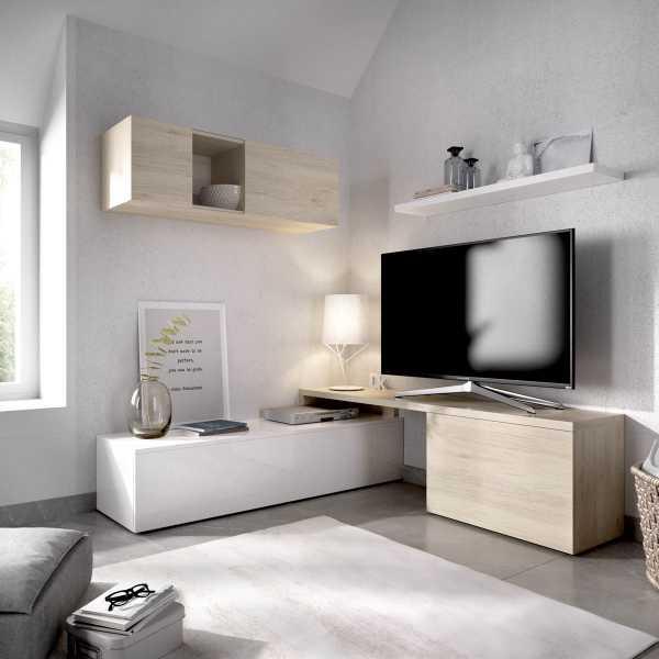 mueble comedor tv compacto 5