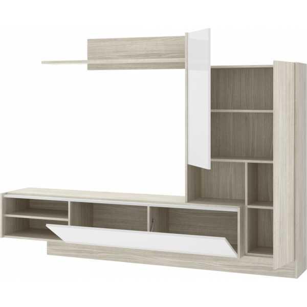 mueble de comedor salon tv compacto 2