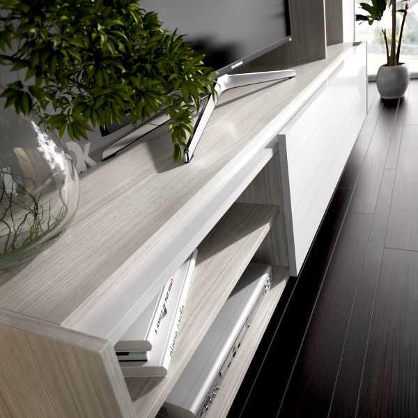 mueble de comedor salon tv compacto 4