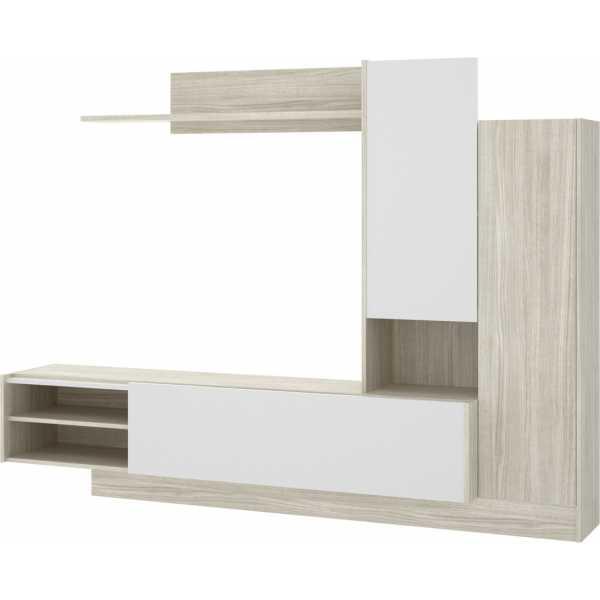 mueble de comedor salon tv compacto
