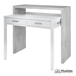 mueble de entrada barato cemento 0l4582a