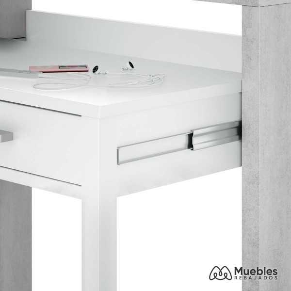 mueble de entrada barato deslizable 0l4582a