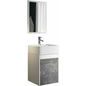 mueble de lavabo pequeno