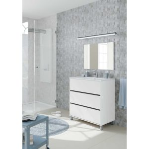 mueble de lavabo tres cajones