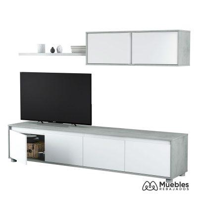 Mueble de salón barato 016663l