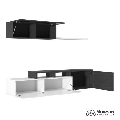 Mueble de salón de diseño 016667g 1
