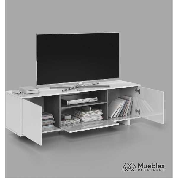 mueble de tv blanco 0g6631bo