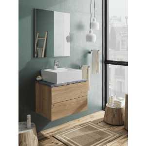 mueble lavabo 2 cajone