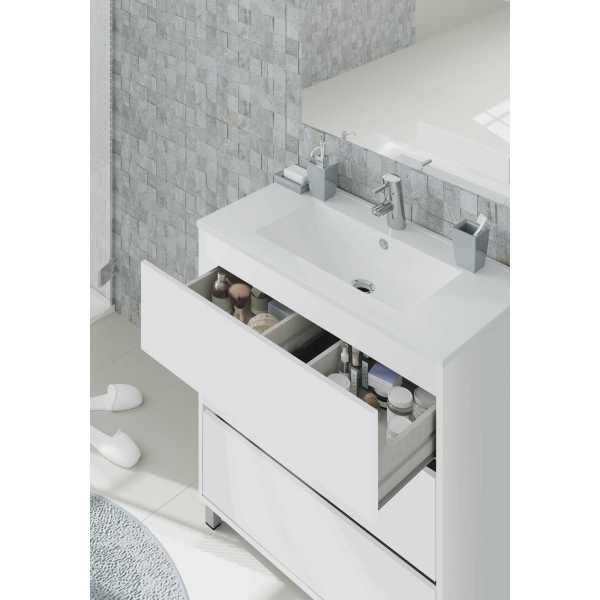 mueble lavabo 3 cajones