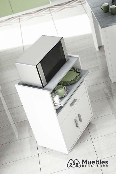 mueble para microondas y horno 0l9910o