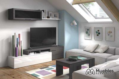 Mueble de salón de diseño 016667g1