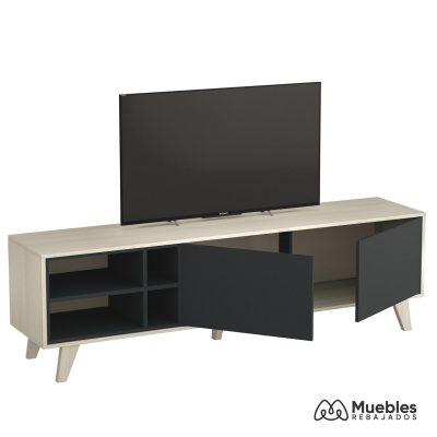 Mueble tv estilo nórdico 0z6635r
