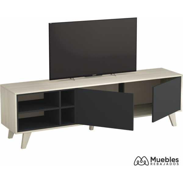 mueble tv estilo nordico 0z6635r