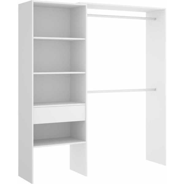 mueble vestidor con 1 cajon 1