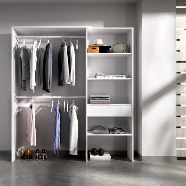 mueble vestidor con 1 cajon