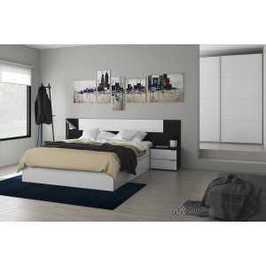 muebles de dormitorio 016072G ARC180BO