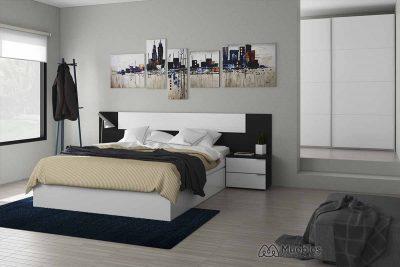 Muebles de dormitorio 016072G-ARC180BO