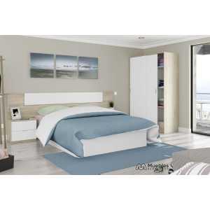 muebles dormitorio baratos 016075F MAX120F