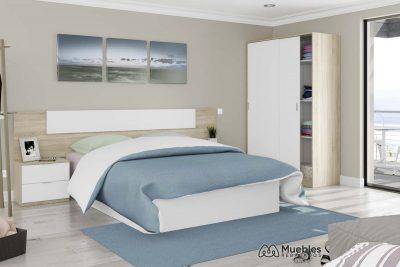Muebles dormitorio baratos 016075F-MAX120F