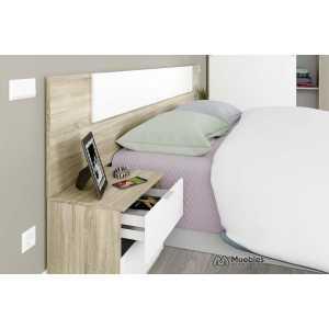 muebles dormitorio matrimonio 016075F MAX120F