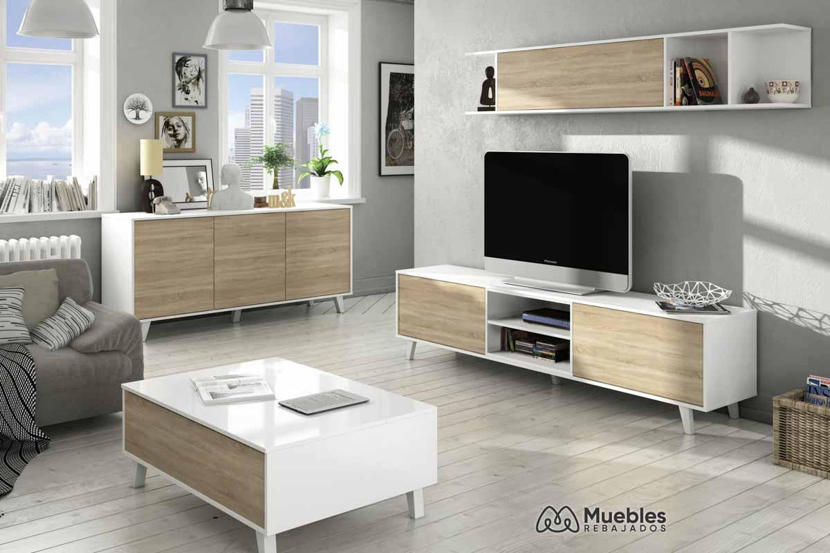 Muebles salón comedor 0F6634BO-0F6638BO-0F6633BO