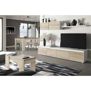 muebles salon madera 0F6663A 004586F 001637F