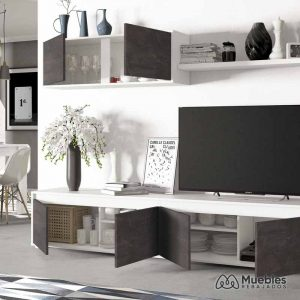 muebles salon oxido 0X6663A 004586A