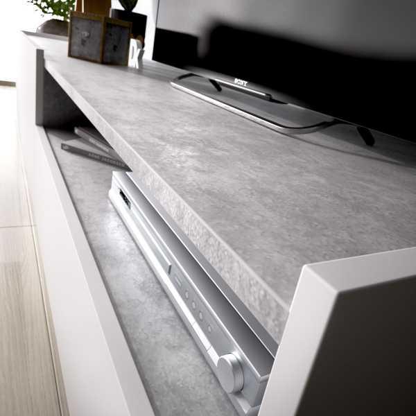 salon tv cemento 3