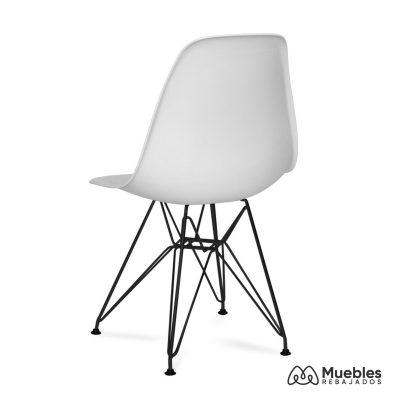 silla blanca dalmau eames tower