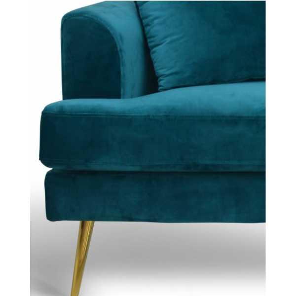 sofa 3 plazas terciopelo 1